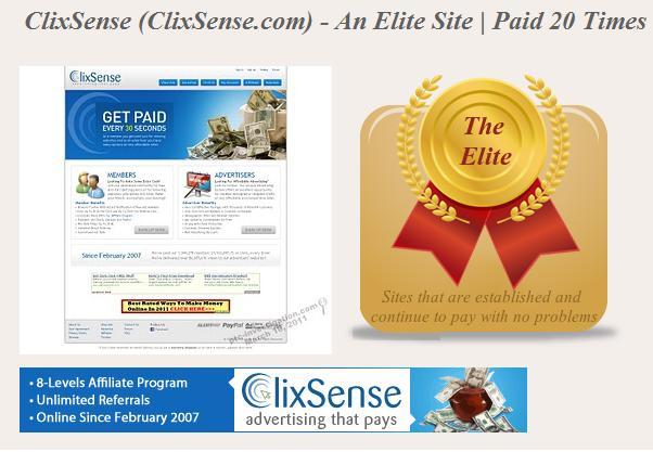 شرح التسجيل في شركة clixsense العالمية