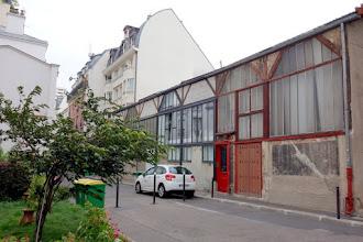 Paris : Cité Falguière, charme mélancolique et maigres vestiges d'une ancienne cité d'artistes - XVème