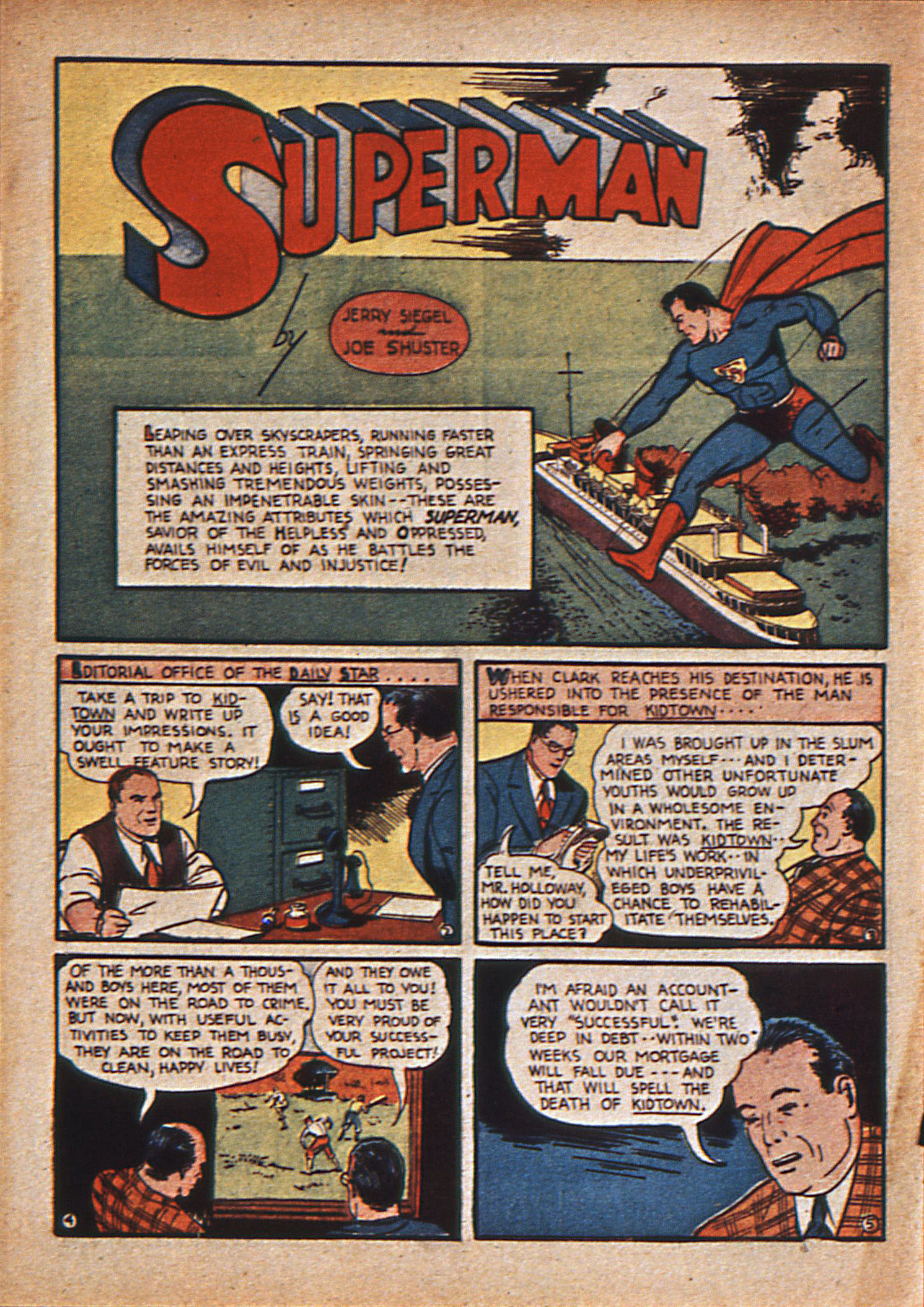Read online Action Comics (1938) comic -  Issue #15 - 4