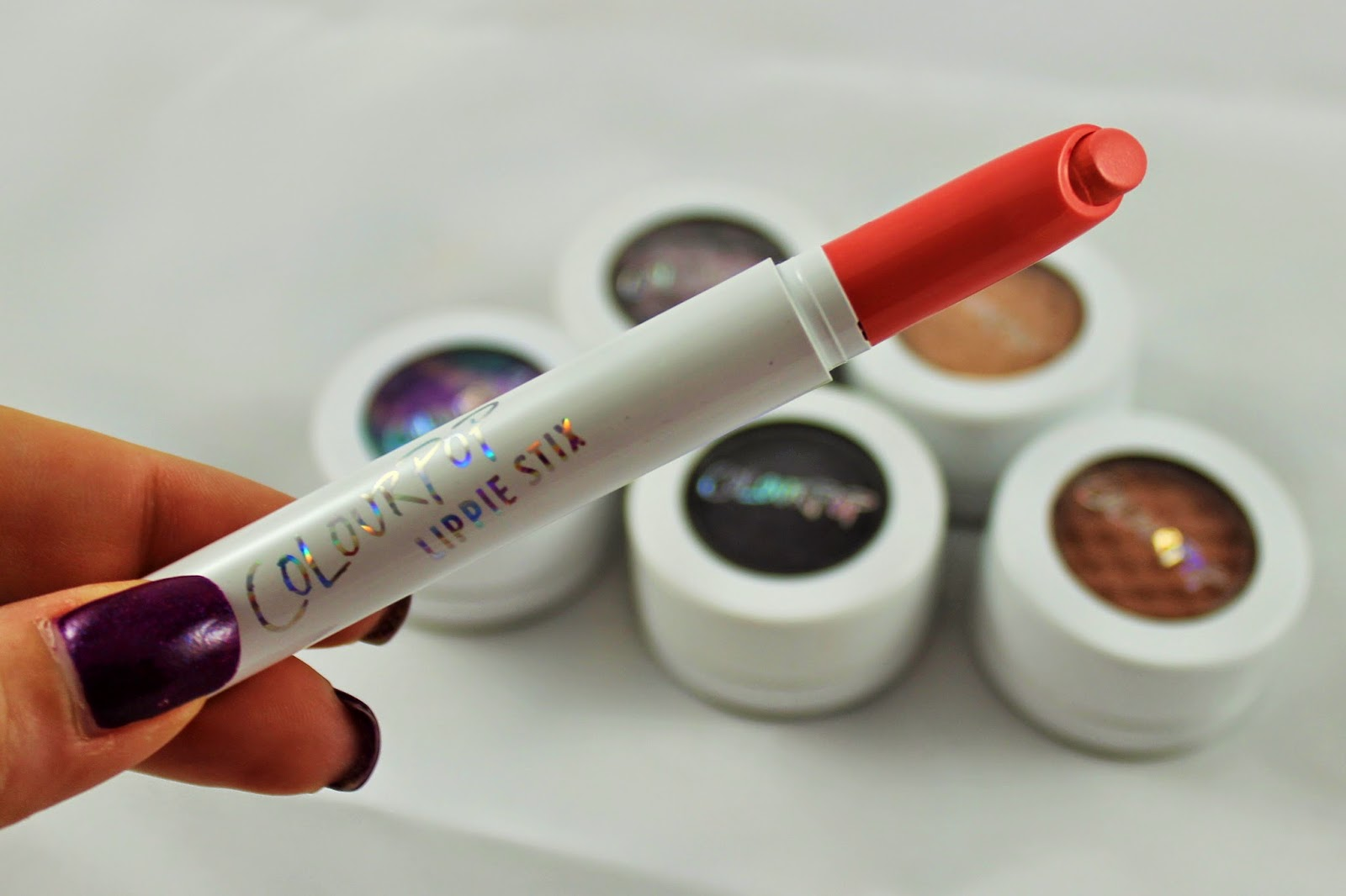 Colourpop Lippiestix Cupid Review Swatch