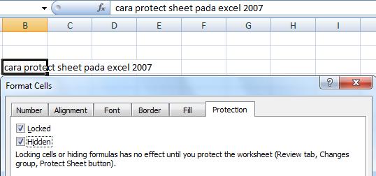 protection check hidden