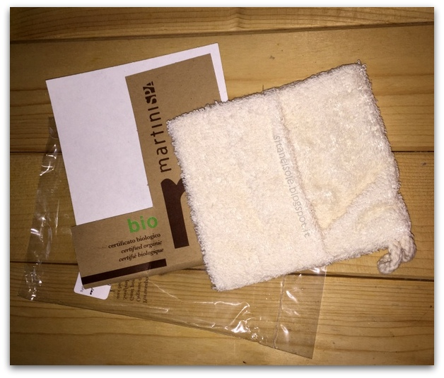 Glamourcaprices guanto portasapone in cotone biologico - Giochi di fare il bagno ...