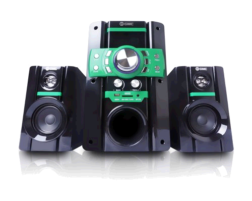 Speaker Aktif GMC 888S - Harga Spesifikasi
