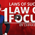 SUCCESS TIPS: Laws Of Success Part 1 Law Of Focus