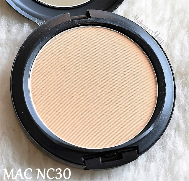 MAC Studio Fix Powder Plus Foundation NC30 Review