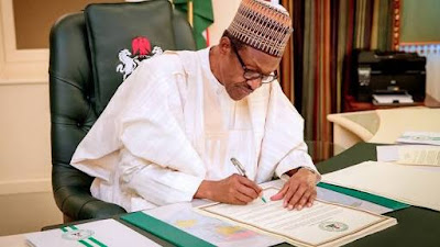 Buhari Refuses To Sign Electoral Bill Again... here's his reasons