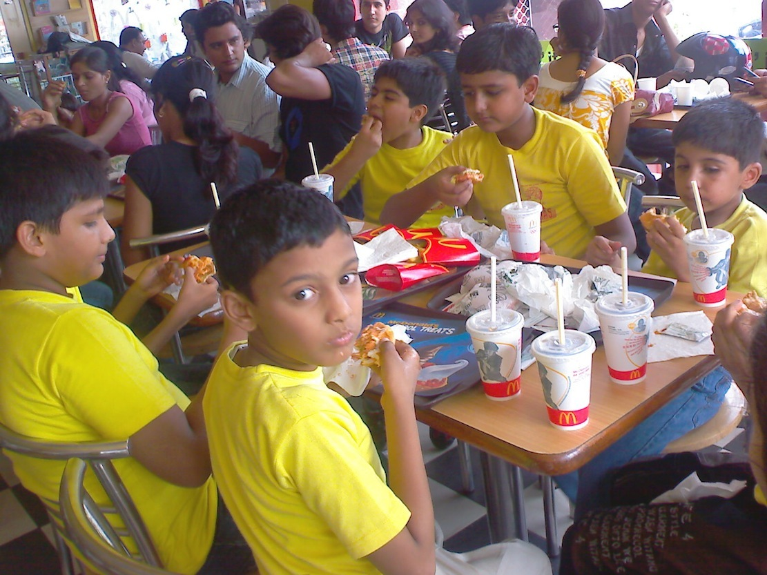 Ucmas Abacus For Kids Jawahar Nagar Centre And Mc Donalds