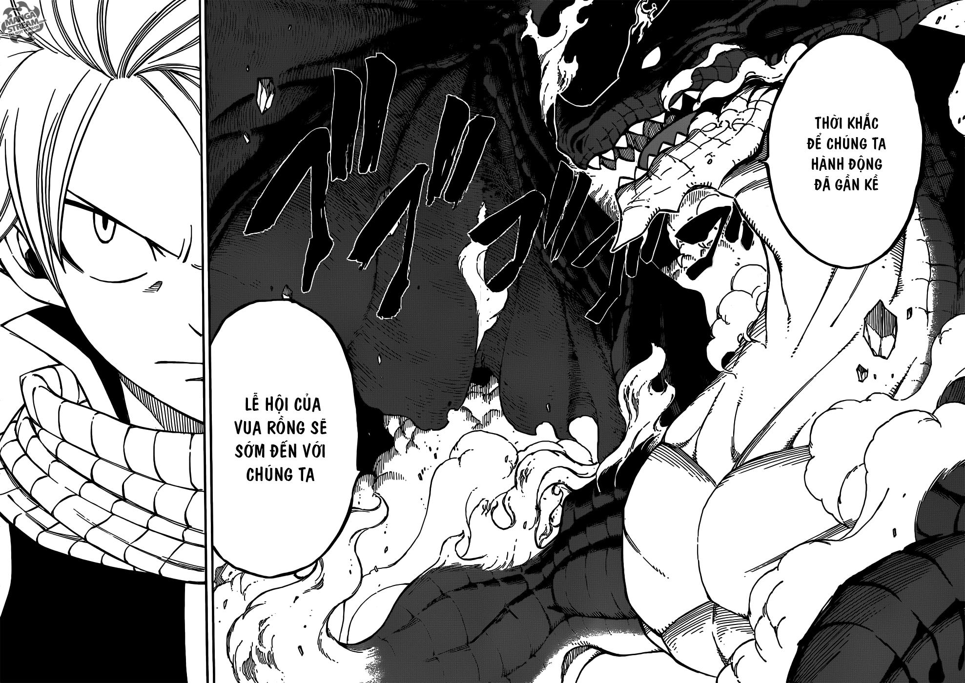 Fairy Tail chap 293 trang 18