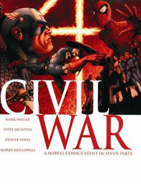 Marvel Civil War Full Comic Online Free