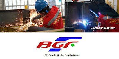 Lowongan Kerja PT. Basukigraha Fabrikatama (BGF) Cikarang