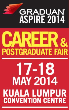 Graduan Aspire Postgraduate and Career Fair 2014