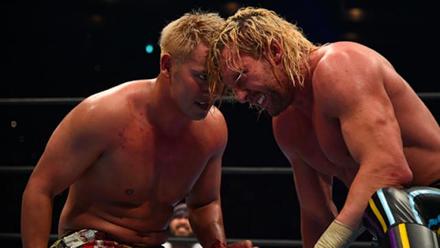 Az Okada vs Omega IV. lett az év meccse Japánban
