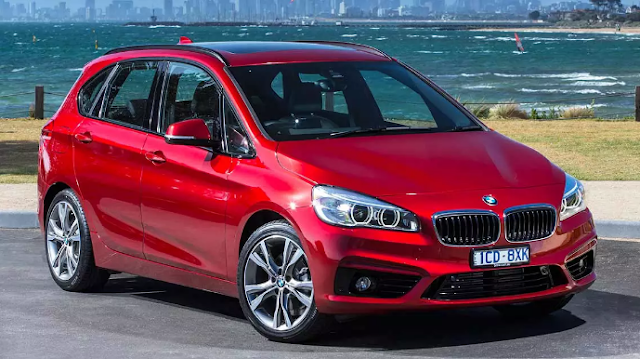 2015 BMW 2-series Active Tourer Review