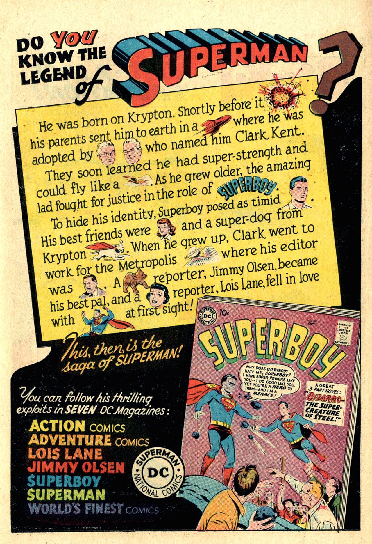 Read online Detective Comics (1937) comic -  Issue #260 - 15