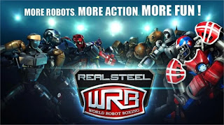 Real Steel World Robot Boxing Mod Apk + Data Unlimited Money Free Download For Android