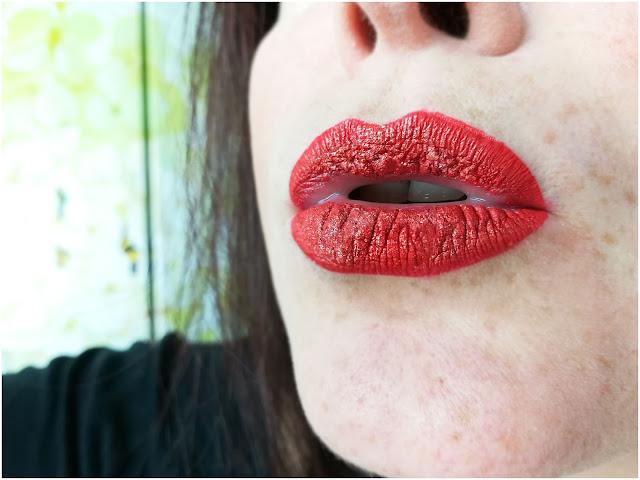gloss erossetto liquido lips  libre professional makeup