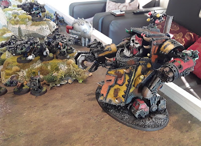 Battle Report – Orks vs Imperial Guard