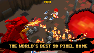 Cube Knight: Battle of Camelot Apk Mod v3.02 Unlimited Money