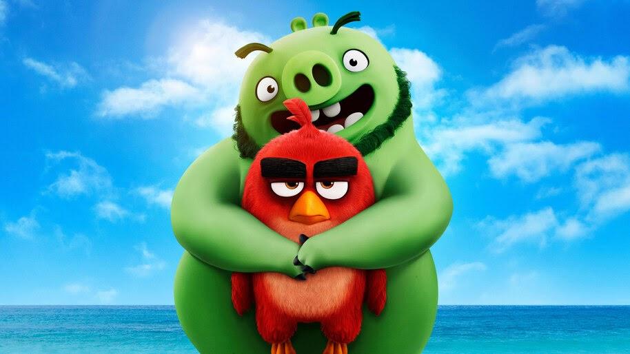 Angry Birds Movie 2, Red, Leonard, 8K, #13