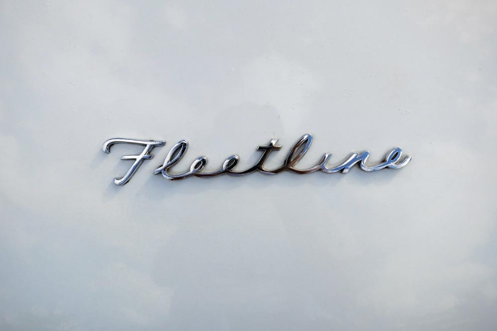Fleetline nameplate.