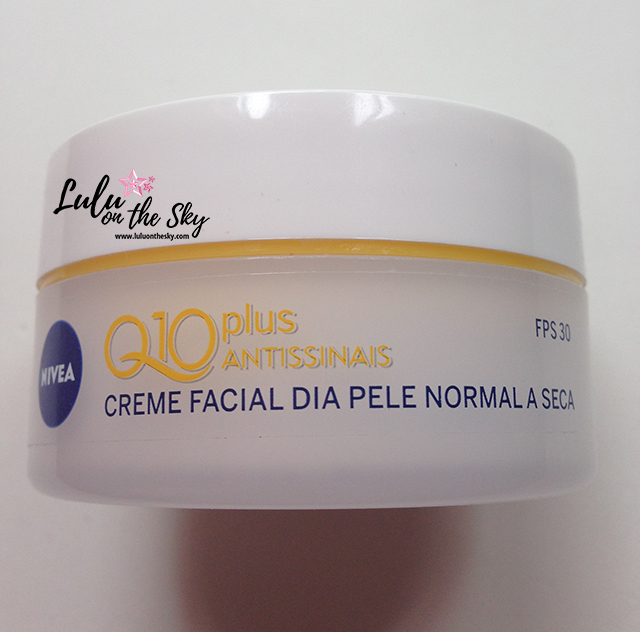 Nivea Q10 Plus Antissinais Creme Facial Dia Pele Normal a Seca