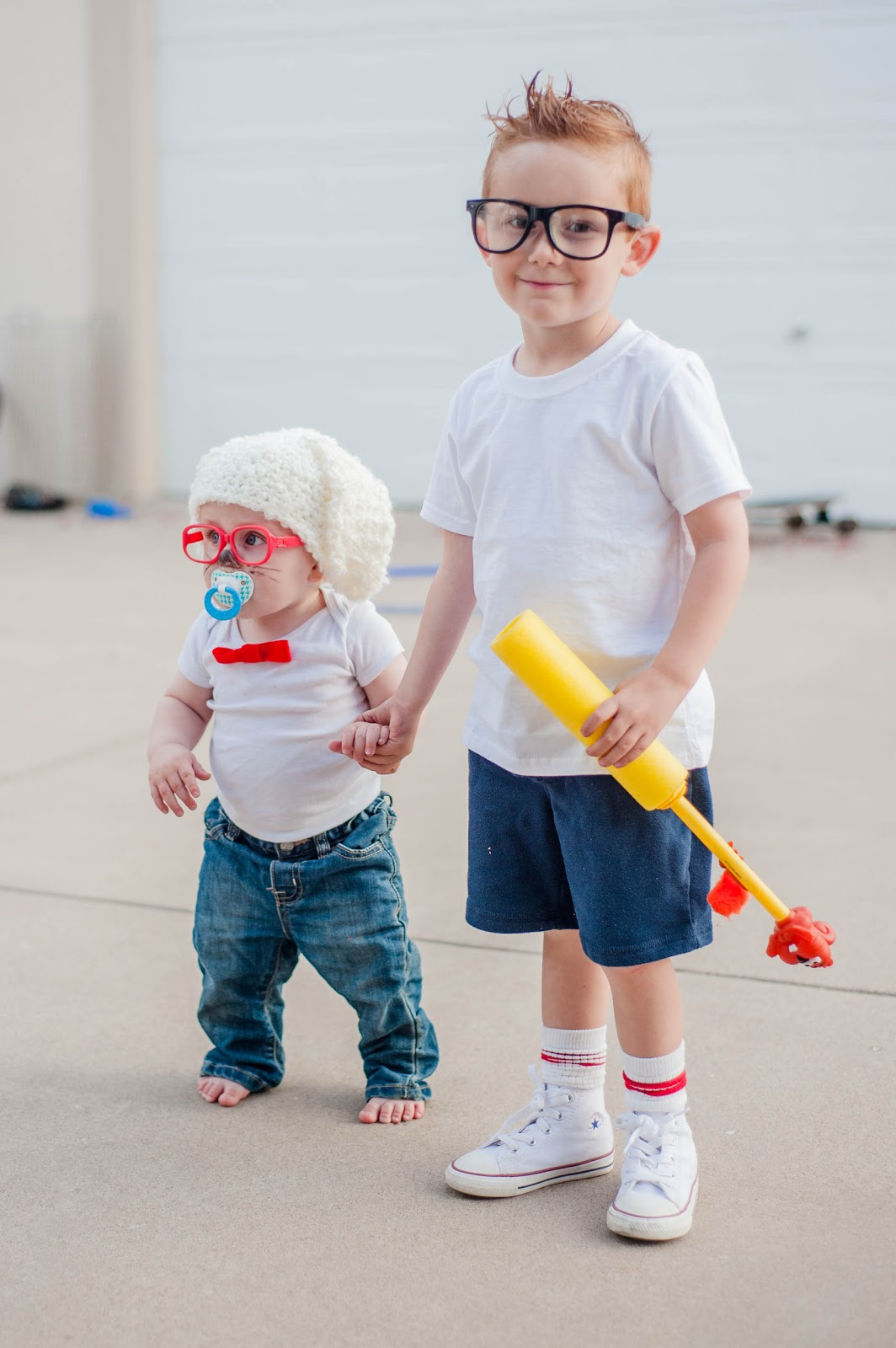 They were a hit there. And Deacon kept his hat and glasses on all night. I love these two cute kids. Or cute KID and PUPPY.  sc 1 st  Brock ~ Dani ~ Timmy ~ Deacon & Brock ~ Dani ~ Timmy ~ Deacon ~: Mr. Peabody u0026 Sherman - Halloween ...