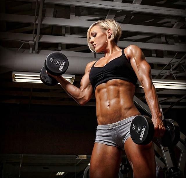 Jessie Hilgenberg - IFBB Figure Athlete and Fitness Model