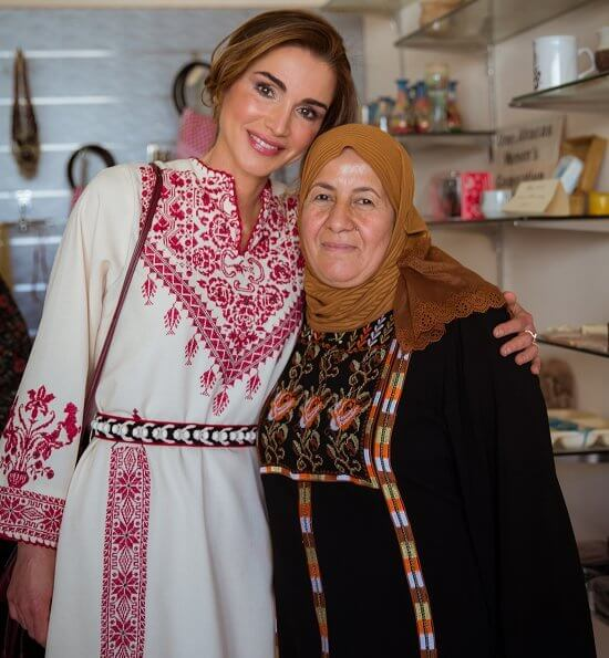 The women cooperative helps local women launch their own income-generating projects