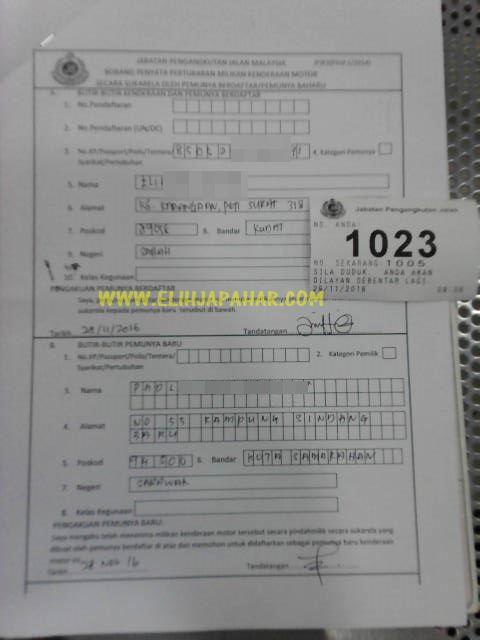 Borang Jpjk3 Cuitan Dokter