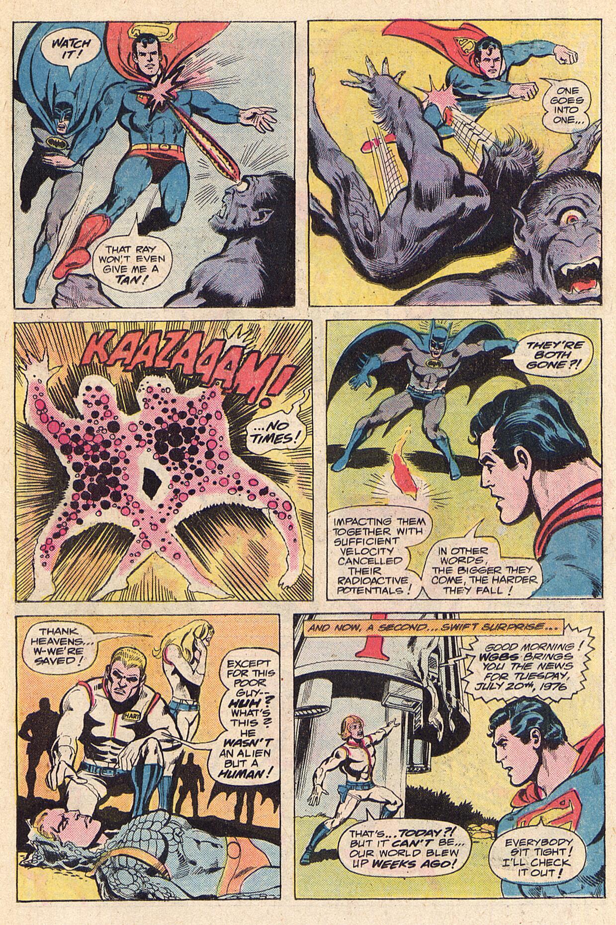 Read online World's Finest Comics comic -  Issue #241 - 23