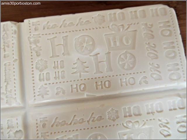 Chocolatinas de Bastoncitos de Navidad en Estados Unidos