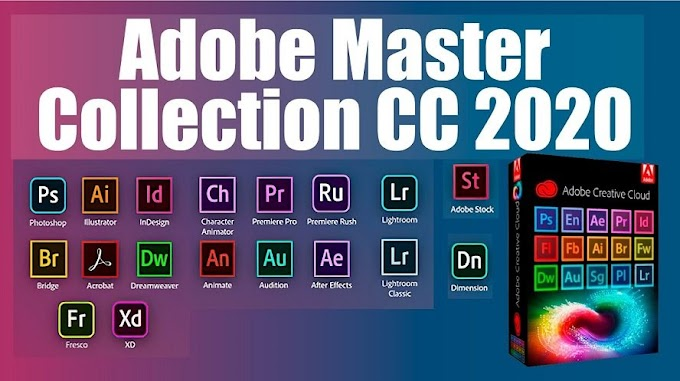 Adobe Master Collection CC 2020 28.08.2020 (x64)[Cracked][WIN]