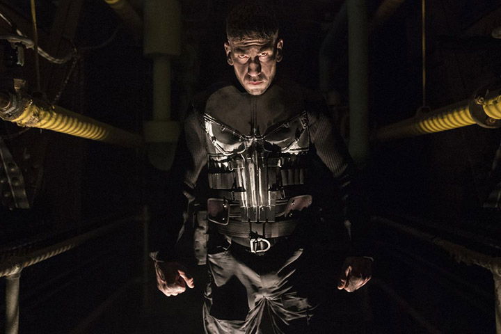 Jon Bernthal sebagai The Punisher