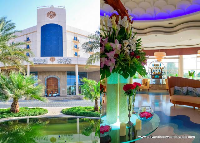 resort in Ruwais in Abu Dhabi