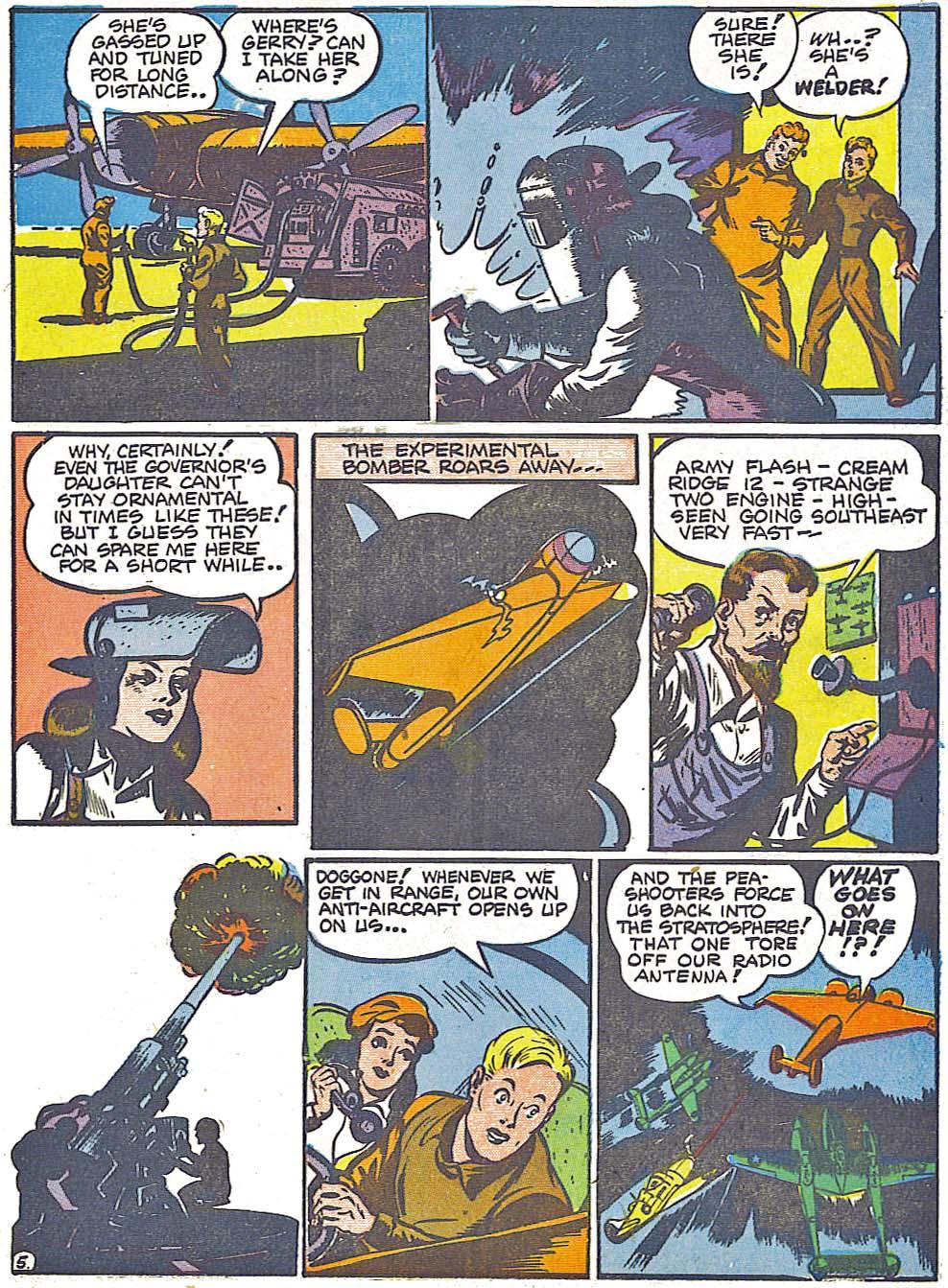 Read online All-American Comics (1939) comic -  Issue #49 - 29
