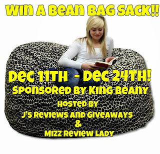 Enter the Giant XLarge Royal Sack Giveaway. Ends 12/24.