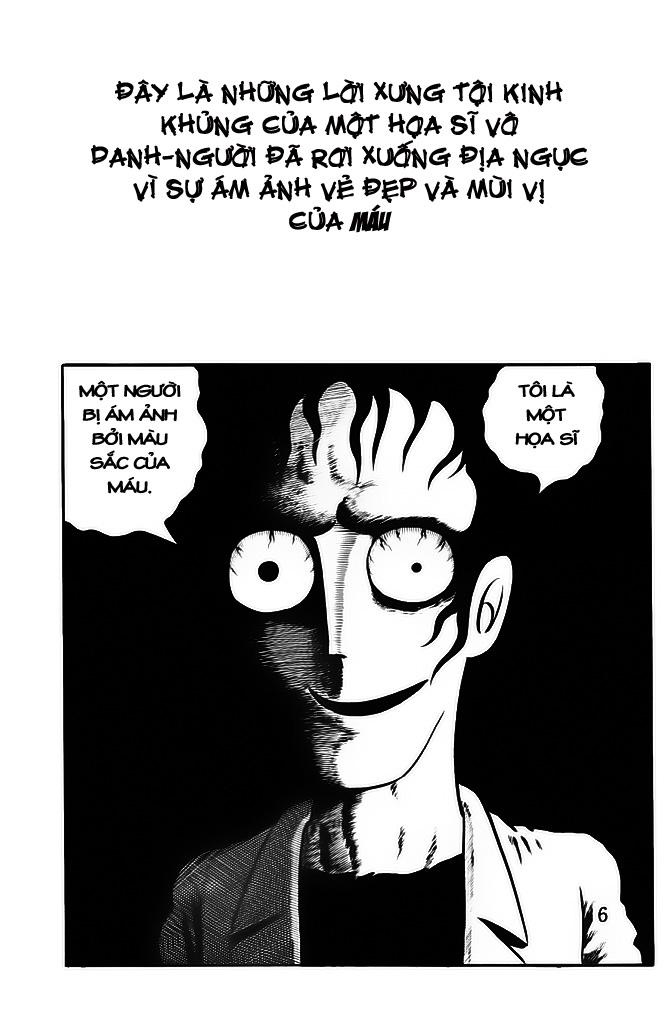 Panorama Of Hell chap 1 trang 7