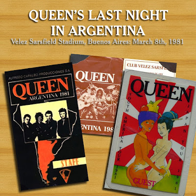 Queen - Buenos Aires (08-03-81)