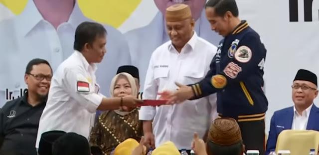 Keluarga Sandiaga Uno Pendukung Jokowi Itu Caleg Hanura, 4 Masih SMP