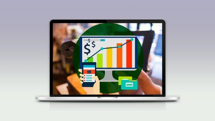 Crea sistemas POS - Inventarios y ventas con PHP7 y AdminLTE (Udemy)