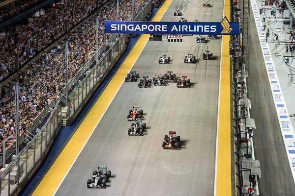Gran Premio Singapur
