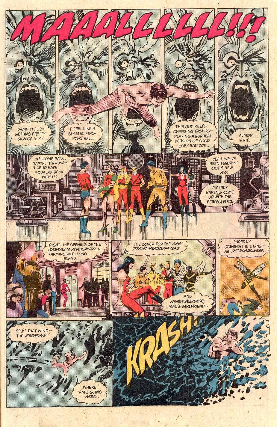 Read online Secret Origins (1986) comic -  Issue # _Annual 3 - 33