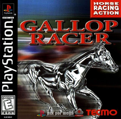 descargar gallop racer psx mega