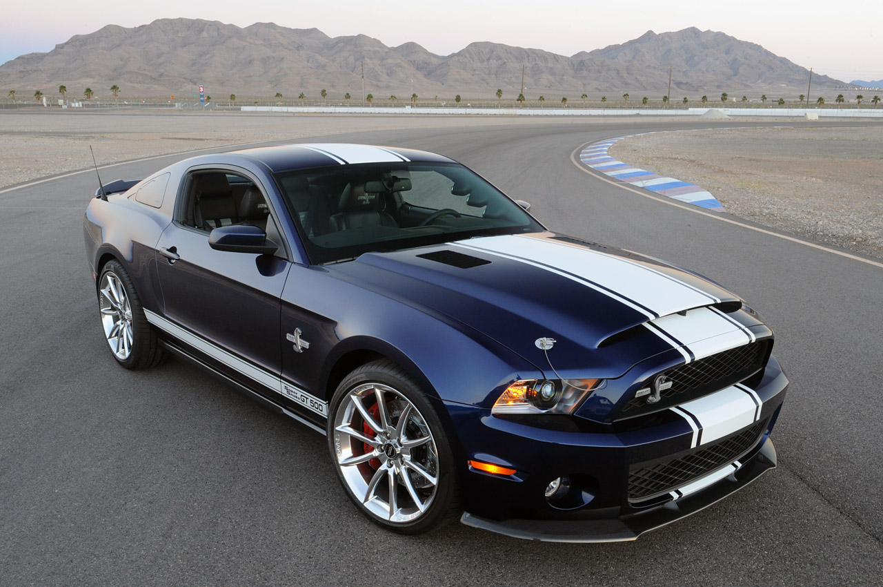 2011 Ford Shelby GT500 Mustang