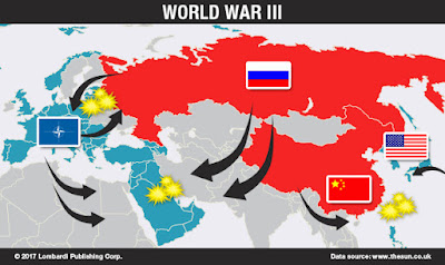 TradCatKnight: Global Tensions Could Trigger World War 3 in 2018 or ...