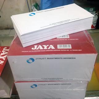 Cetak Amplop Jaya Kabinet Murah Jakarta