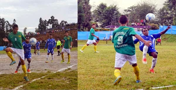 Mungpoo Gold Cup 2014 - kanchenjunga football association Vs royal fc
