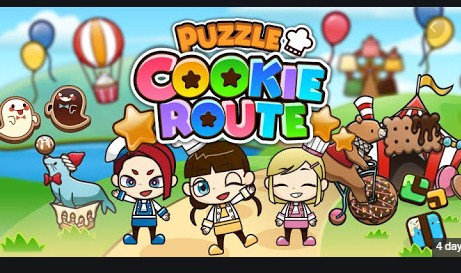 CookieRoute Apk Free on Android Game Download