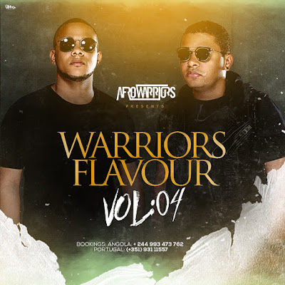 Warriors Flavour Vol.4 By Afro Warriors