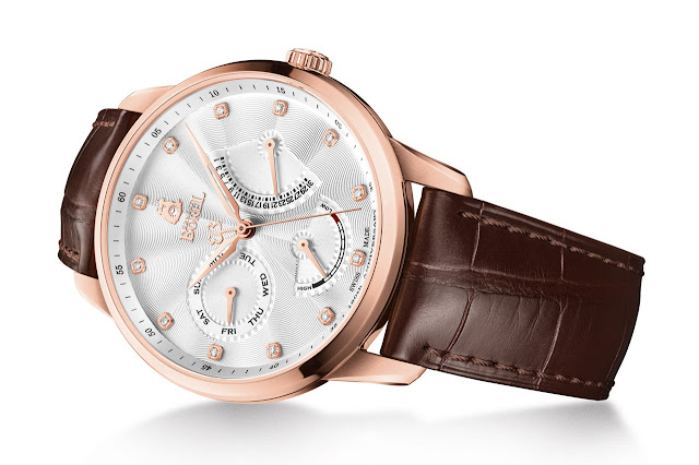 Ernest Borel - Jules Borel Collection 160th Anniversary Watch